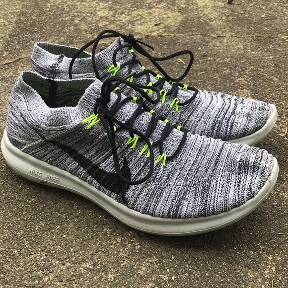 Zapatos Nike Gris Flyknit Flyknit Gris Poshmark Libre Y Flexible 252f8b